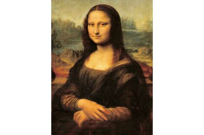 Ravensburger 15296 - Art puzzle - Da Vinci - Mona Lisa - 1000 db-os puzzle