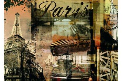 Ravensburger 15729 - Nosztalgikus Párizs - 1000 db-os puzzle