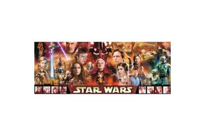 Ravensburger 15067 - Panoráma puzzle - Star Wars legendák - 1000 db-os puzzle