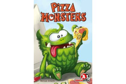 Pizza Monsters társasjáték (041828)