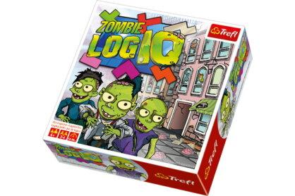 Trefl 01116 - LogIQ Zombik logikai társasjáték
