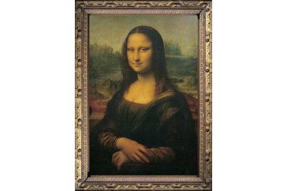 Trefl 10002 - Mona Lisa - 1000 db-os puzzle