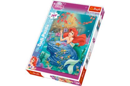 Trefl 13072 - A Kis Hableány - 260 db-os puzzle