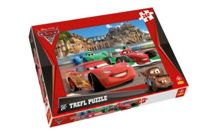 Trefl 13123 - Verdák 2 Porto Corsa verseny - 260 db-os puzzle