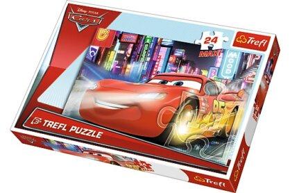 Trefl 14235 - Verdák - A város éjjel - 24 db-os Maxi puzzle
