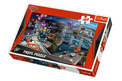 Trefl 15216 - Verdák kollázs - 160 db-os puzzle