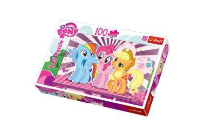 Trefl 16228 - My Little Pony - 100 db-os puzzle