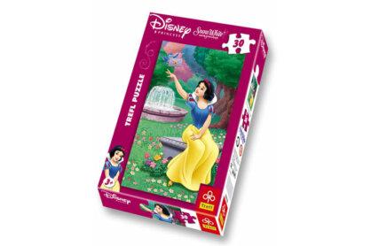 Trefl 18116 - Disney Princess - Hófehérke - 30 db-os puzzle
