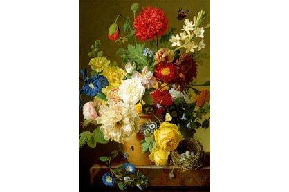 Trefl 26120 - Csendélet virágokkal - 1500 db-os puzzle