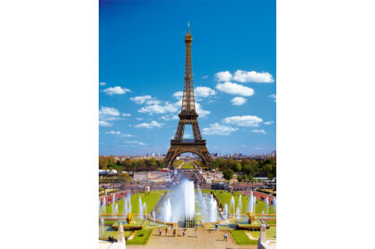 Trefl 27051 - Eiffel-torony, Párizs, Franciaország - 2000 db-os puzzle