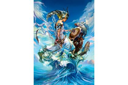 Trefl 27072 - Tengerek királynője - 1500 db-os puzzle