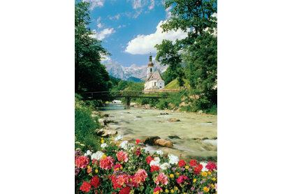 Trefl 33019 - Ramsau Bavaria alpok - 3000 db-os puzzle