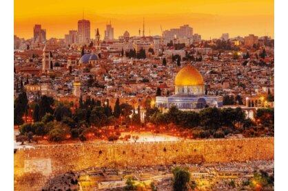Trefl 33032 - Jeruzsálem - 3000 db-os puzzle