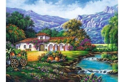 Trefl 33051 - Hacienda a pataknál - 3000 db-os puzzle