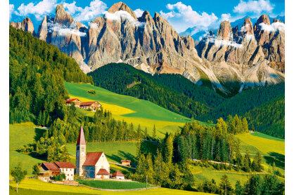 Trefl 37189 - Dolomitok, Olaszország - 500 db-os puzzle