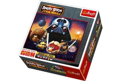 Trefl 01162 - Star Wars - Angry Birds társasjáték