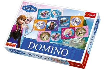 Trefl 01210 - Jégvarázs dominó