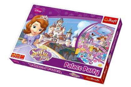 Trefl 01220 - Szófia hercegnő - Palota party társasjáték