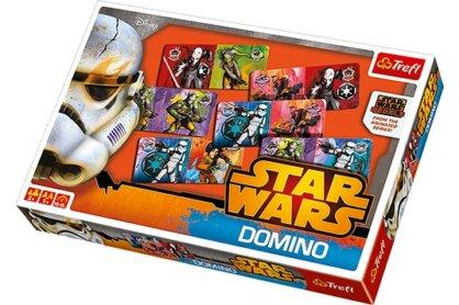 Trefl 01222 - Star Wars dominó