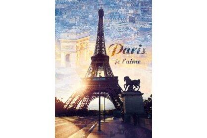 Trefl 10394 - Párizs hajnalban - 1000 db-os puzzle